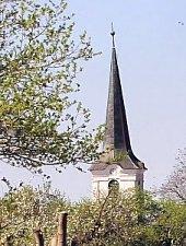Unitárius templom, Firtosváralja , Fotó: Csedő Attila