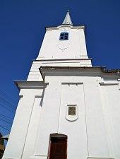 Református templom, Farcád , Fotó: Csedő Attila