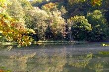 Mogyorósi tó, Szováta , Fotó: Marian Ghibu