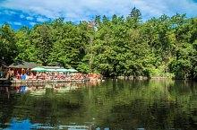 Mogyorósi tó, Szováta , Fotó: Portik Antal