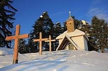 Capela catolica, Sovata , Foto: Portik Antal