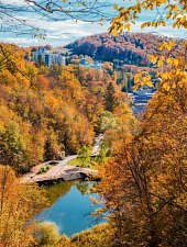 Lacul Paraschiva, Sovata , Foto: Portik Antal