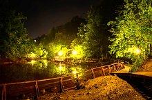 Lacul Verde si Lacul Rosu, Sovata , Foto: Kulcsár Hunor