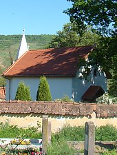 Bándi kápolna, Zetelaka , Fotó: Miklós Tünde