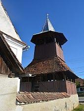 Reformed church, Trei Sate , Photo: WR