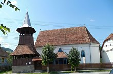 Reformed church, Trei Sate , Photo: Molnár Piroska