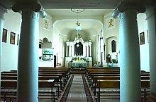 Katolikus templom, Bordos , Fotó: WR