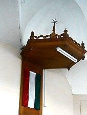 Unitárius templom, Bordos , Fotó: WR