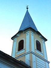 Catholic church, Cibu , Photo: WR