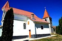 Katolikus templom, Székelyfancsal , Fotó: Andrei Popa