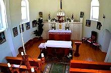 Katolikus templom, Székelyfancsal , Fotó: Csedő Attila