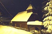 Capela catolica, Harghita Bai , Foto: László Rezső