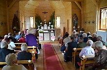 Capela catolica, Harghita Bai , Foto: Csedő Attila