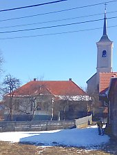 Parohia catolica, Satu Mare , Foto: Dénes Csilla-Hajnal