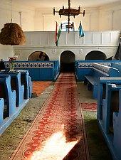 Biserica unitariana, Roua , Foto: Maria Voinea