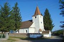 Unitarian church, Roua , Photo: Țecu Mircea Rareș