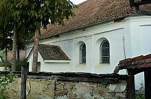 Unitarian church, Roua , Photo: Maria Voinea