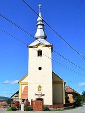 Biserica catolica, Tarnovita , Foto: Csedő Attila