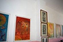 Molnár Dénes Gallery, Vădaș , Photo: WR