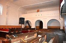 Unitarian church, Bezid , Photo: WR