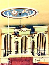 Catholic church, Brădești , Photo: WR