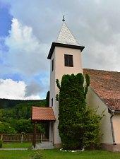 Biserica catolica, Campu Cetatii , Foto: WR