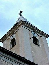 Katolikus templom, Oroszhegy , Fotó: WR