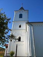 Református templom, Hármasfalu , Fotó: WR