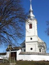 Katolikus templom, Székelyszenttamás , Fotó: Csedő Attila