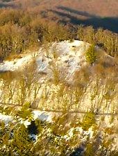 Firtos vára, Korond , Fotó: captura video Discovery4K