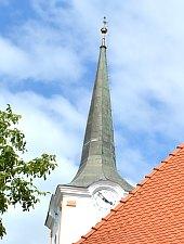 Unitárius templom, Korond , Fotó: WR