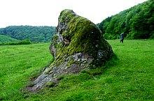 Drilled stone, Corund , Photo: Nemes Zsuzsa