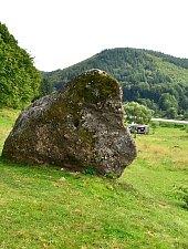 Drilled stone, Corund , Photo: Csedő Attila