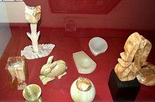 Aragonite museum, Corund , Photo: WR
