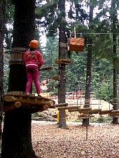 Parcul de aventura Balu, Harghita Bai , Foto: hargitafurdo.ro