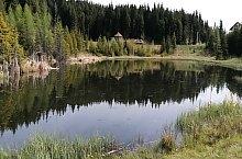 Biatlon tó, Hargitafürdő , Fotó: Gecző Lajos