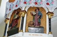 Katolikus templom, Korond , Fotó: WR