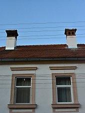 Kántori lak, Farkaslaka , Fotó: WR