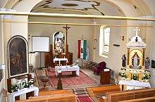 Katolikus templom, Székelylengyelfalva , Fotó: WR