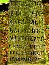 Orbán temető, Székelylengyelfalva , Fotó: WR