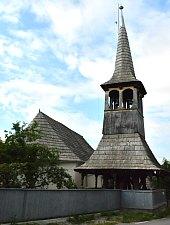 Biserica reformata, Satu Mic , Foto: WR