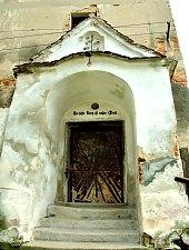 Biserica evanghelica fortificata, Agarbiciu , Foto: Sebastian Florian