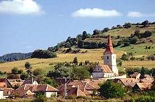 Biserica evanghelica fortificata, Agarbiciu , Foto: Yasmina Minulescu