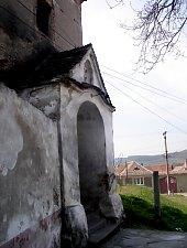 Biserica evanghelica fortificata, Agarbiciu , Foto: Victor Constantin