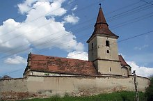 Biserica evanghelica fortificata, Agarbiciu , Foto: Andreea Grosoșiu