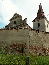 Biserica evanghelica fortificata, Agarbiciu , Foto: Jakabffy Tamás