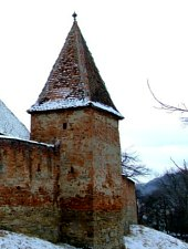 Alma Vii, Evangelical fortified church, Photo: Cătălin Nenciu