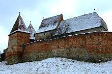 Alma Vii, Biserica evangelică fortificată, Foto: Cătălin Nenciu