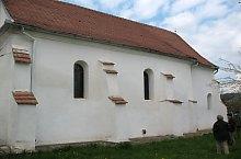 Almaș, Evangelical church, Photo: Sárkány Noémi