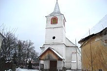 Almaș, Evangelical church, Photo: Theil Iohan